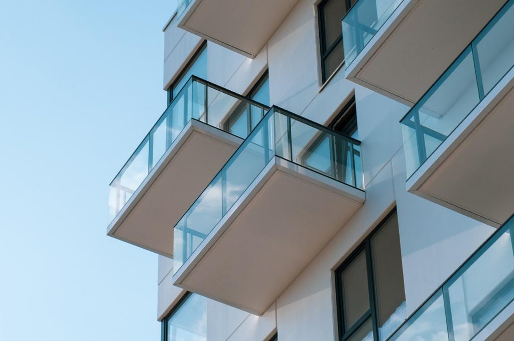 Real Estate Insurance Apartment Building Extrior